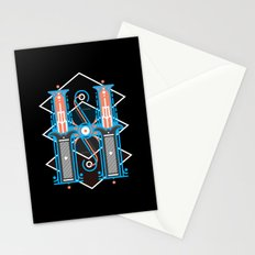 H dropcap Stationery Cards