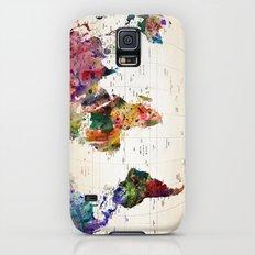 map Slim Case Galaxy S5