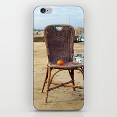 Come and sit  iPhone & iPod Skin