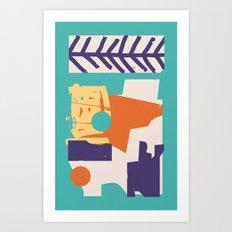 Vassefroma Art Print