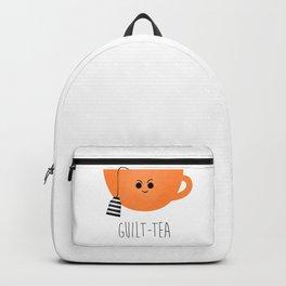Guilt-tea Backpack