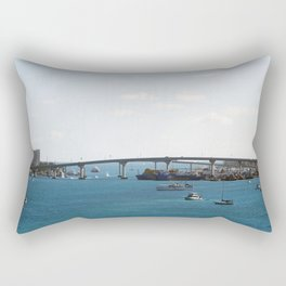 Bahamas Cruise Series 109 Rectangular Pillow