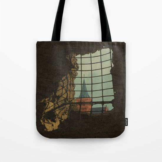 From A Castle Tote Bag