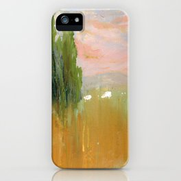 Northfront Park iPhone Case