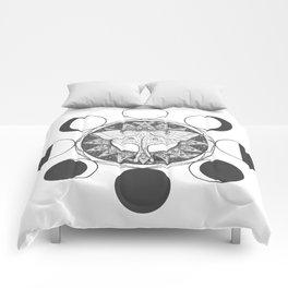 Actias luna Comforters