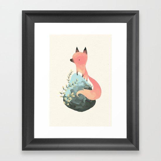 renardo Framed Art Print