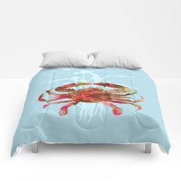 Mystical Crab Comforters