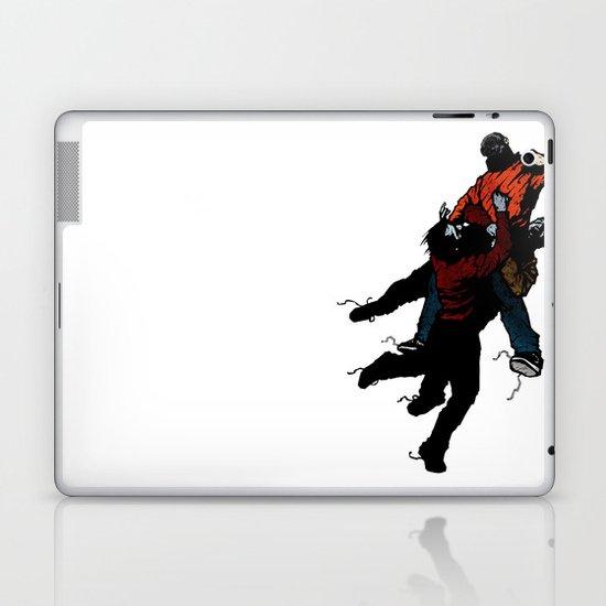 Hold On V2 Laptop & iPad Skin