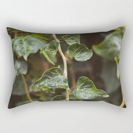Buddha's Backyard II Rectangular Pillow