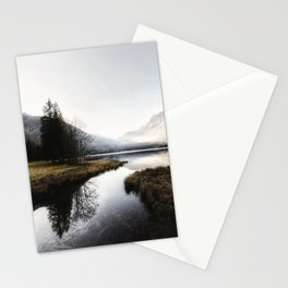 Mountain river 2 Stationery Cards