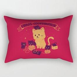 Chaos Coordinator Rectangular Pillow