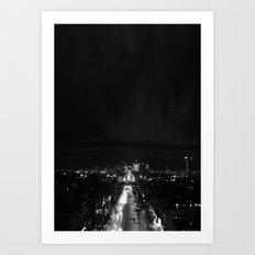 Esperantos | Paris, France | StoryScape #2 Art Print
