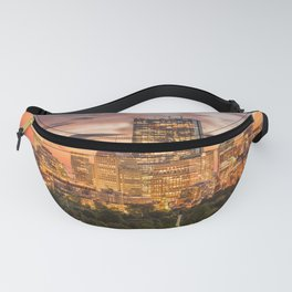 Boston Skyline Fanny Pack