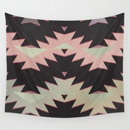 navajo triangles Wall Tapestry