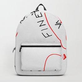 FINE LINE Backpack