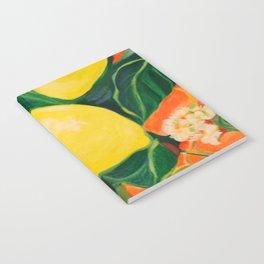 Luscious Lemons Notebook