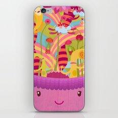 Mrs P iPhone & iPod Skin