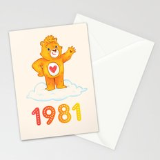 1981 Stationery Cards