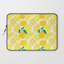 Lemon Harvest Laptop Sleeve