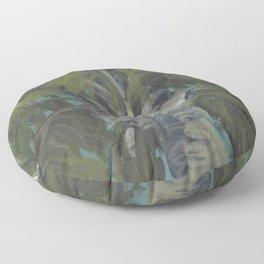 Portrait of a Palm AC151026c-13 Floor Pillow