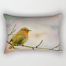 Little Bird Rectangular Pillow