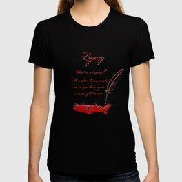 Hamilton Legacy T-shirt
