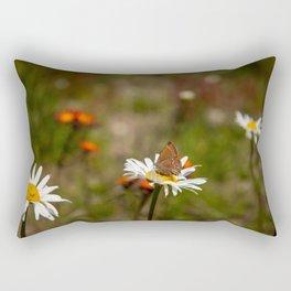Sweet Butterfly Rectangular Pillow
