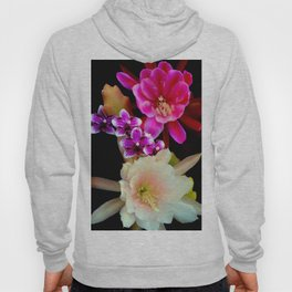 Pinkish, Pinker, And Far Out Pink Hoody