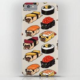 Sushi Pug iPhone Case