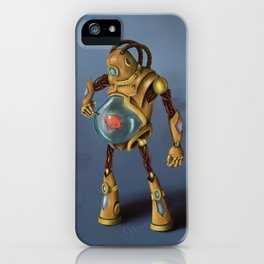 Robot iPhone Case