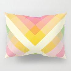 Retro Rainbow Pillow Sham