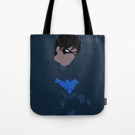 Nightwing Minimalism Tote Bag