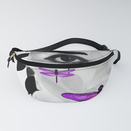 DRAGONFLY WOMAN 2 Fanny Pack