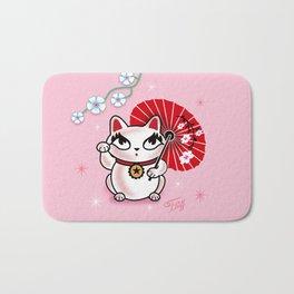 Kyoto Kitty Bath Mat