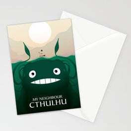 My Neighbour Cthulhu Stationery Cards
