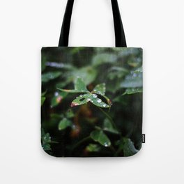 (Clovers) Tote Bag