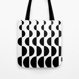 ROUND_WAVES Tote Bag