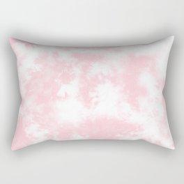 Pink Tie Dye & Batik Rectangular Pillow