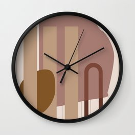 // Shape study #25 Wall Clock