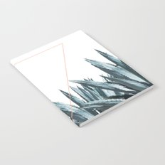 Agave Triangle Notebook