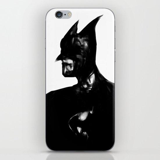 Dark Knight iPhone & iPod Skin