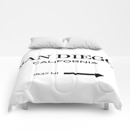 San diego Comforters