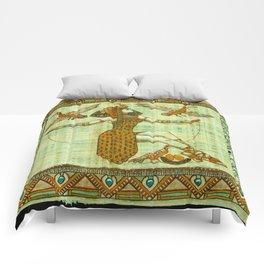 Cleopatra 5 Comforters