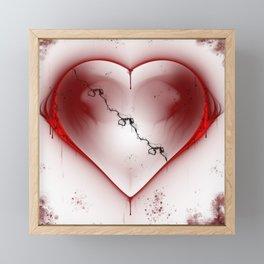 Grief Framed Mini Art Print