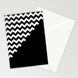 PATTERN ART (BLACK-WHITE) Stationery Cards