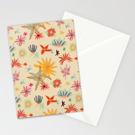 WEIRD FLOWERS Stationery Cards