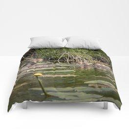 Merganser Family Comforters
