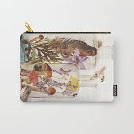 WITCH BOTTLES Carry-All Pouch