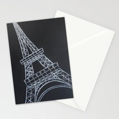 No. 58 - The Eiffel Tower Stationery Cards