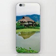 Mountain Village in Vietnam iPhone & iPod Skin